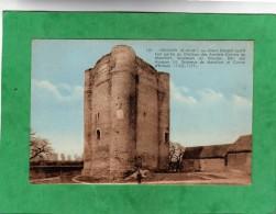 Houdan Vieux Donjon Ayant Fait Partie Du  Château Des Anciens Comtes De Montfort Seigneurs Du Houdan Bâti Par Amaury III - Houdan