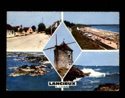 22 - LANCIEUX -   Vue Aérienne - Camping - Lancieux
