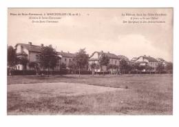 54 Mancieulles Saint Pierremont Mine Mineur Mines De Fer La Pelouse Dans Les Cités Ouvrieres - Francia