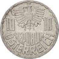 Autriche, 10 Groschen, 1974, Vienna, SUP, Aluminum, KM:2878 - Austria