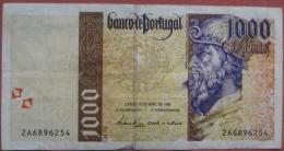 1000 Escudos 1996 (WPM 188a) - Portugal
