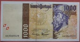 1000 Escudos 1996 (WPM 188b) - Portugal