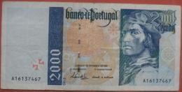 2000 Escudos 1995 (WPM 189a) - Portugal