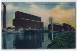 Elevators, Fort Williams Ont - Non Classificati