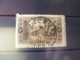 ALGERIE TIMBRE OU SERIE REFERENCE YVERT N° 116 - Used Stamps
