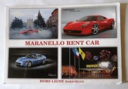 MARANELLO RENT CAR FERRARI - Automovilismo