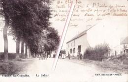 FRASNES-lez-GOSSELIES - Le Balcan - Carte Animée - Les Bons Villers