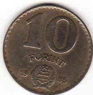Ungarn, Hungary, 10 Forint 1985 - Hungary