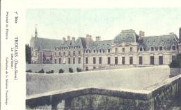 DEUX SEVRES - 79 - THOUARS - Le Château - Thouars