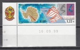 TAAF FSAT 2000,1V + Tab,Programme Sommeilndscapes,landschappen,Landschaften,paysages,paisajes,paes,MNH/Postfris(L2298) - Bases Antarctiques