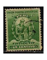 Pérou 1896-99 Y&T 107 ° - Pérou