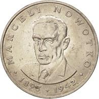 Pologne, 20 Zlotych, 1976, Kremnica, SUP, Copper-nickel, KM:69 - Pologne