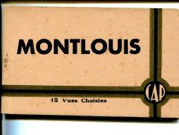 2016 04 10  Mont Louis Carnet De 12 Cartes - Ceret