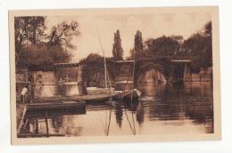 78  VILLENNES SUR SEINE   Pont De Villennes - Villennes-sur-Seine