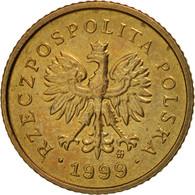 Pologne, Grosz, 1999, Warsaw, SUP+, Brass, KM:276 - Pologne