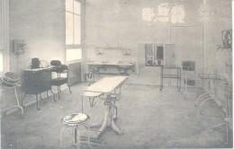 SANATORIO MARINO DE GORLIZ VIZCAYA SALA DE OPERACIONES CPA EDITEUR L. ROISIN DOS DIVISE UNCIRCULATED CIRCA 1940 - Health