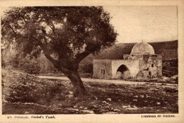 Plaestine Betlehem The Tomb Of Rachel - Israel