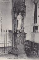 Az - Cpa LOCMINE - Statue De Saint Colomban - Locmine