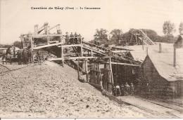 Carrières De NECY  -  La Concasseuse - France