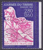 Timbre Oblitéré N° 2990a(Yvert) France 1996 - Journée Du Timbre, Semeuse 1903 - Frankreich