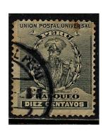 Pérou 1896-99 Y&T 114 ° - Pérou