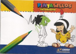 ARGENTINA 2004 COMICS - Original POST OFFICE BOOK + 2  MINT (NH) SOUVENIR SHEET - # B 161 - Blocks & Sheetlets