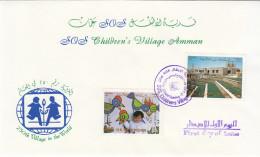 Children's Village Amman - Village Of The World FDC - Jordanie