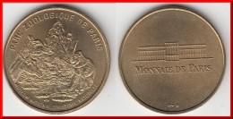 **** 75012 - PARC ZOOLOGIQUE DE PARIS - NON DATEE (1998) - MONNAIE DE PARIS **** EN ACHAT IMMEDIAT !!! - Monnaie De Paris