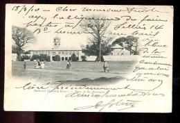 2016 04 10  Gambie, Bathurst View Of The Barracks - Gambie