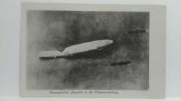 Verungluckter  Zeppelin  In Der Themsemundung  Uber 1926y.  Original  C211 - Airships