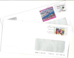 Italia 2014  Turismo Olbia E Manifesto Storico ENIT Su Buste Commerciali - 2011-...: Storia Postale