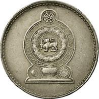 Monnaie, Sri Lanka, 50 Cents, 1978, TTB, Copper-nickel, KM:135.1 - Sri Lanka