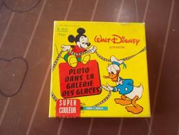 Disney Cinema A Domicile**PLUTO DANS LA GALERIE DES GLACES**FILM 8mm - Filmspullen: 35mm - 16mm - 9,5+8+S8mm