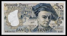 France 50 Francs 1984 UNC- - 1962-1997 ''Francs''