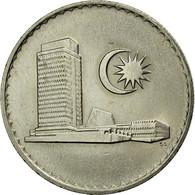 Monnaie, Malaysie, 20 Sen, 1981, Franklin Mint, TTB+, Copper-nickel, KM:4 - Malaysie