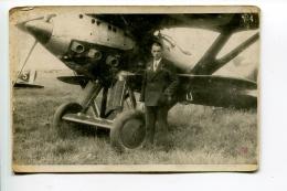 THMS2 Aviation. Photo Charles à Strasboug, Au Format Carte Postale - Avions