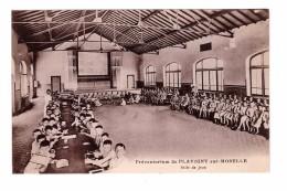 54 Flavigny Sur Moselle Preventorium Salle De Jeux - Francia
