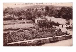 54 Flavigny Sur Moselle Preventorium Vers Les Coteaux La Cure D' Air Cachet Oblitération Flavigny 1938 - Francia