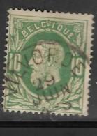 6Wz-279: N°30: E9:  VILVORDE - 1869-1883 Leopold II