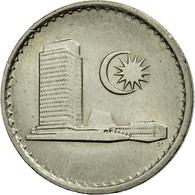 Monnaie, Malaysie, 10 Sen, 1978, Franklin Mint, TTB+, Copper-nickel, KM:3 - Malaysie