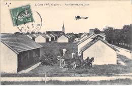MILITARIA - Camp D'AVORD (18) : Petit Lot De 3 CPA Diversifiées - Cher - Kasernen