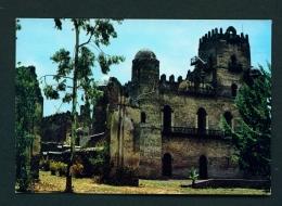 ETHIOPIA  -  Gondar  Castle Of King Fasilidas  Unused Postcard - Ethiopia