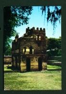 ETHIOPIA  -  Gondar  Bath Of King Fasilidas  Unused Postcard - Ethiopia