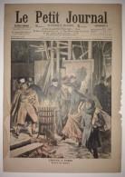 Le Petit Journal Du 17/02/1907 - L'hiver à Paris - Chasse En Indo-Chine, Le Marquis De Barthélémy ... Tigre - Auberge .. - Journaux - Quotidiens