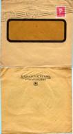 Hannover - Brief Continental Coutchouc & Gutta Compagnie    Mit Perfin - Hannover