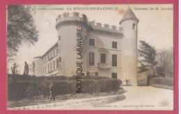 26 - LA BEGUDE DE MAZENC--Chateau De Mr Loubet--animé - Altri Comuni