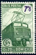 FRANCE COLIS POSTAUX 1945 N° 232B NEUF * SANS Filigrane Cote 30e A SAISIR - Mint/Hinged