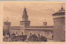 Italy Milano Castello Sforzesco