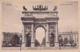 Italy Milano L'Arco della Pace