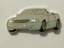 Pin´s MERCEDES - 300 SL GRISE - Mercedes